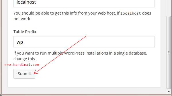 76 install wordpress secara manual cpanel