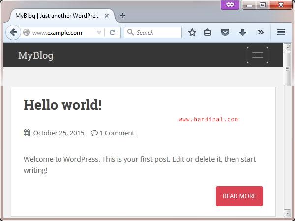 88 install theme wordpress