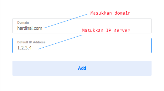 input domain and ip